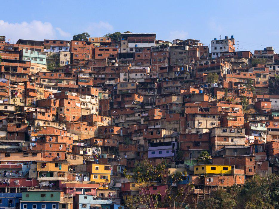 Caracas, Venezuela has been voted the world's most unfriendly city