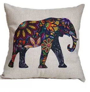 Elephant Throw Pillow Cover Just $3.57 Shipped! http://t.co/RyPtRrJPqS #decor #deals http://t.co/fR61n9VKeO