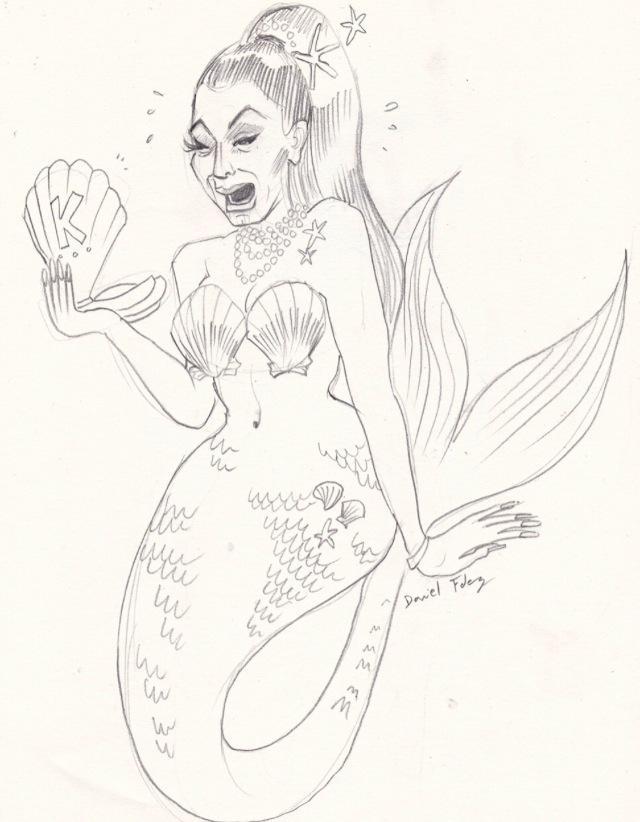 Today's aesthetic:Kim K crying mermaid http://t.co/cgZbz1JnL5