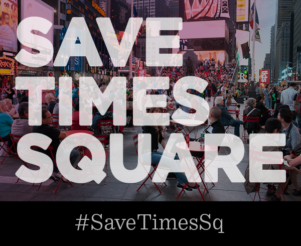 Times Square is better than ever before. Don't tear it up @BilldeBlasio. http://t.co/kurS9N7NRm #SaveTimesSq http://t.co/OqCy0aWeaK