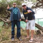 Meanwhile, back at the lab, @SlightlyStoopid stopped by #PandoraLands http://t.co/K0rn1TPvTa
