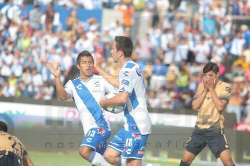 #Futbol @PueblaFC da la vuelta y vence 3-2 a @PumasMX @pepehanan http://t.co/w4LfVd70zt http://t.co/9Ii5LBCax6