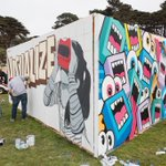 It's not hard to find creativity at #OutsideLands. Beauty is everywhere http://t.co/kKyNYfB0ij