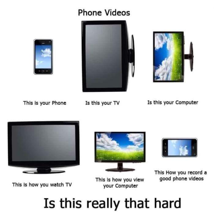 For all of those who create videos on their smartphones this is a handy guide! #tv #video #smartphone #camera #screen http://t.co/a3YUVNVOA2