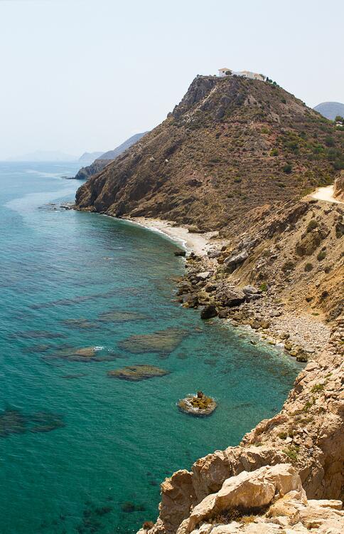 Playas de Mojácar, Almería - España. http://t.co/8Mood3zak6