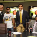 RT @i_mtejas: @bhogleharsha @jatinsapru you guys are awesome...It was really nice working with you sir. #sumitsambhallega http://t.co/HphcG…