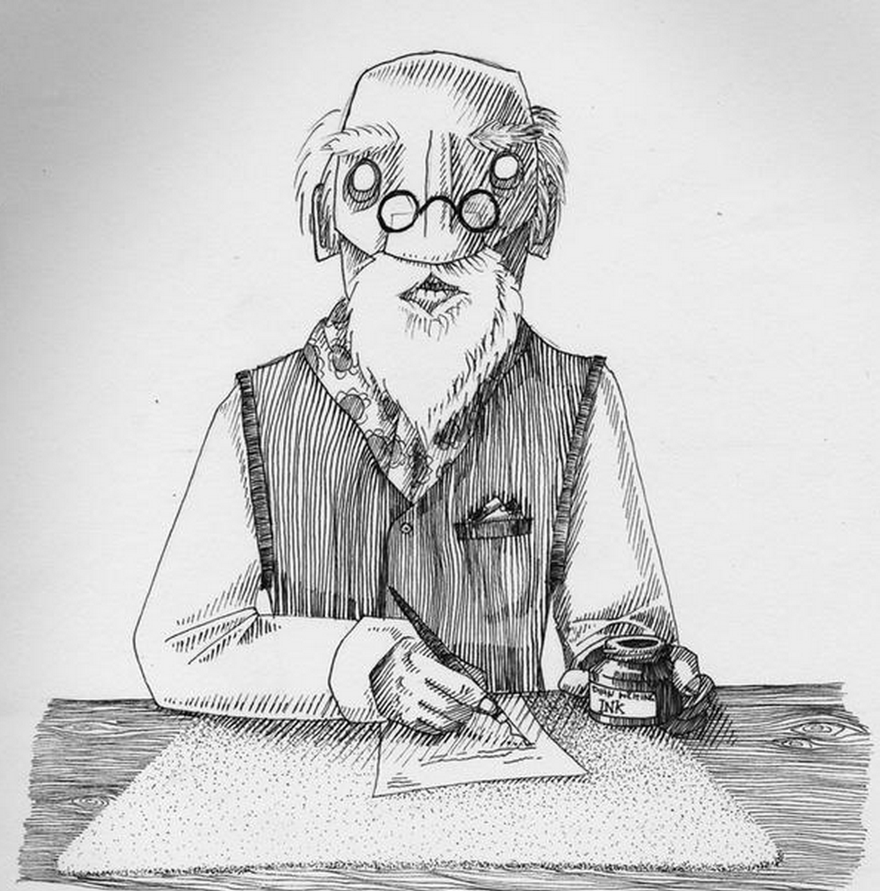RT @hitRECord  Today's the deadline for the latest #WeeklyWritingChallenge -- http://t.co/YuTA6Piu7T http://t.co/XzD5GLaX2i