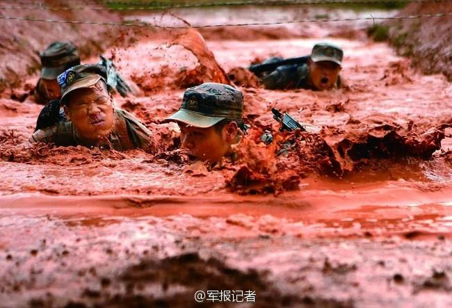 true manliness chinese navy s special forces do 300 push ups 200