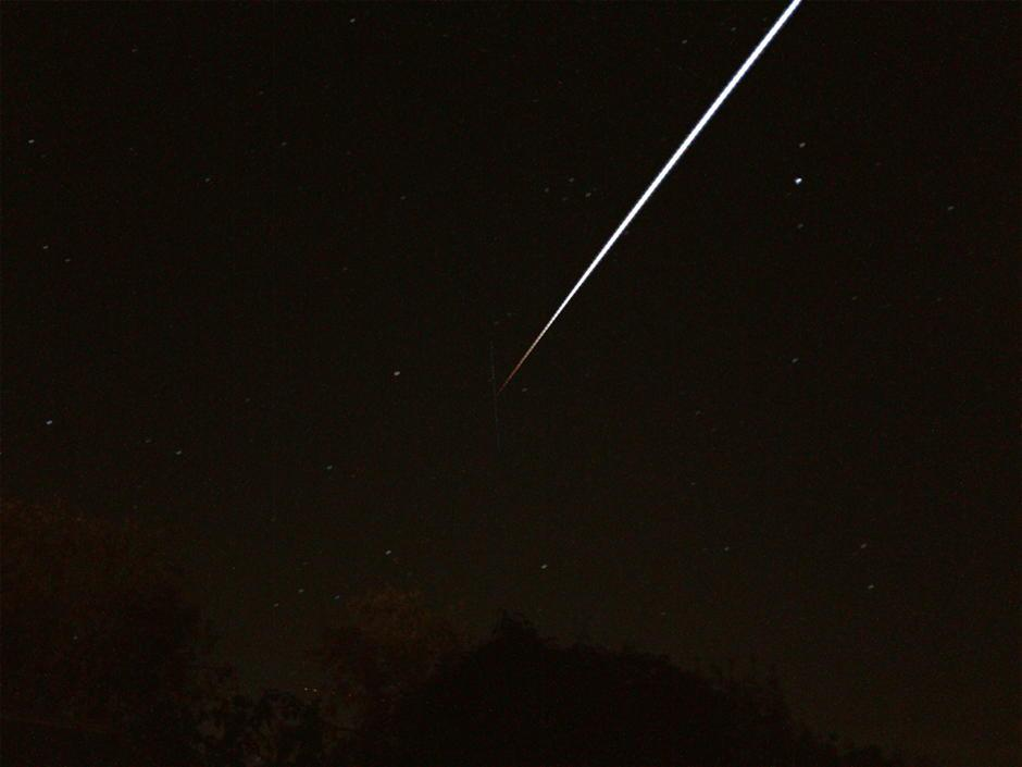 Super bright #ISS flyby tonight  @VirtualAstro http://t.co/UFR8Zf1FRo