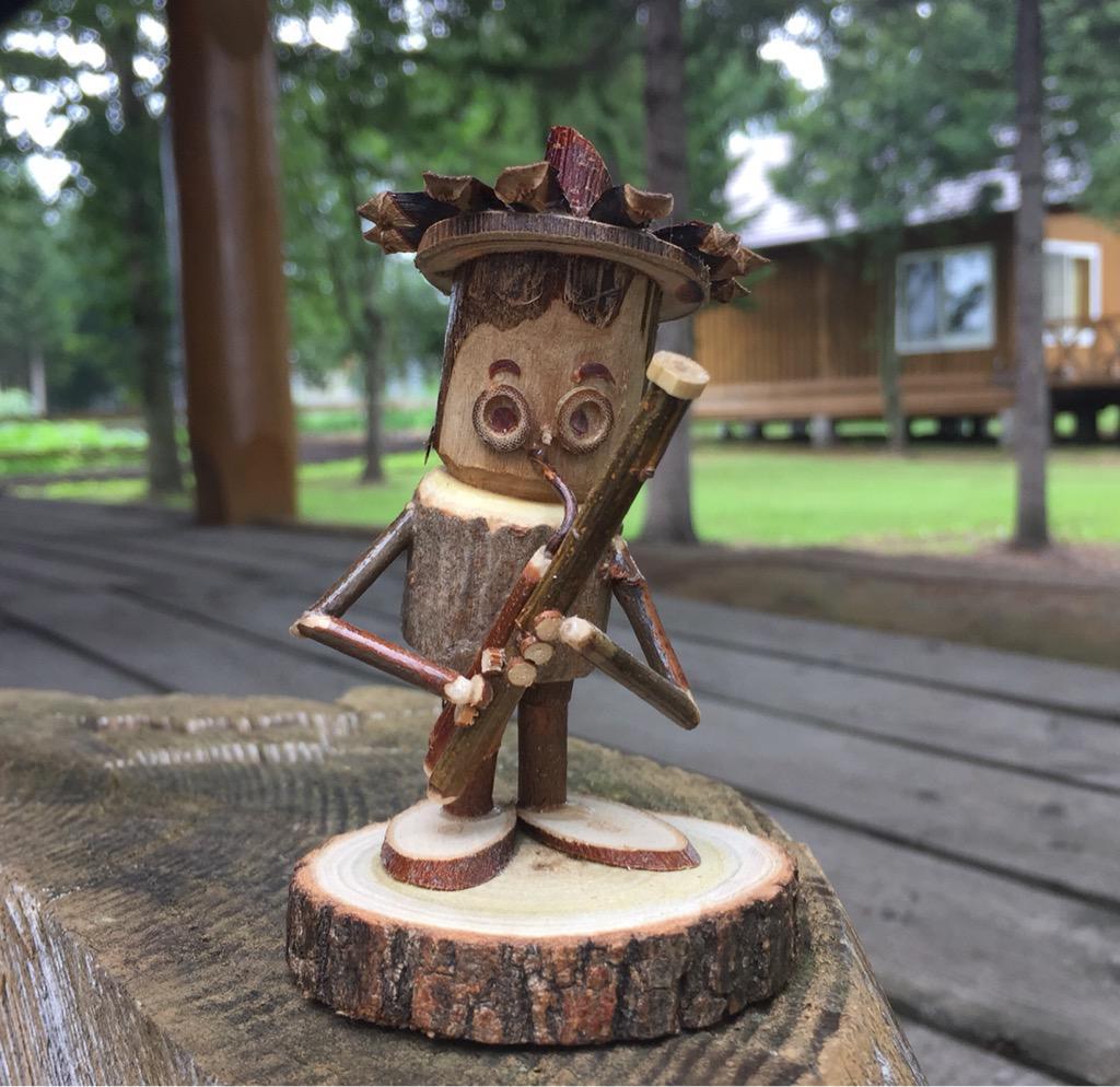 森のファゴット吹き http://t.co/dafUFNzsLB