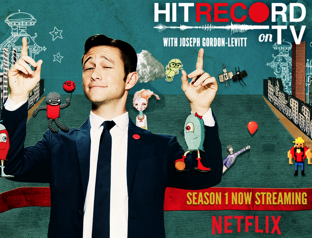 RT @hitRECord  Looking for something to watch on @netflix?  http://t.co/N0AIcTkbUC  #HITRECORDonTV http://t.co/efP8otH0Tp
