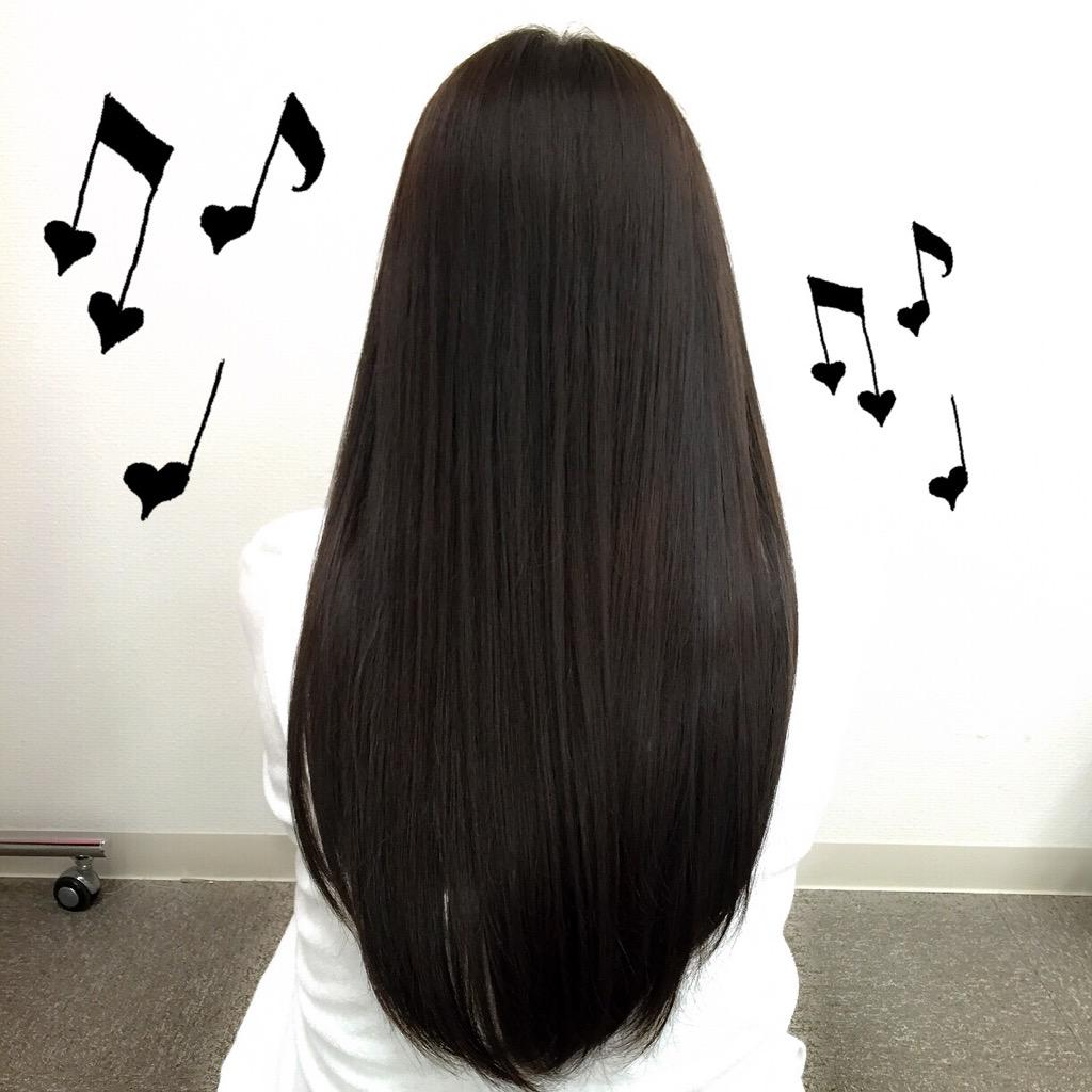 黒髪サラサラロングヘア大好き13YouTube動画>37本 ->画像>980枚