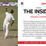Offies are cricket's most evolving creatures...how? Read in #TheInsider Preorder http://t.co/AmCvCZL8MC @ESPNcricinfo http://t.co/Jp6uEa6nuK