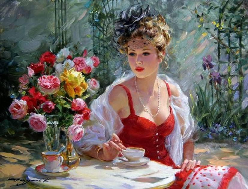 Konstantin Razumov /Realism & impressionism Painter