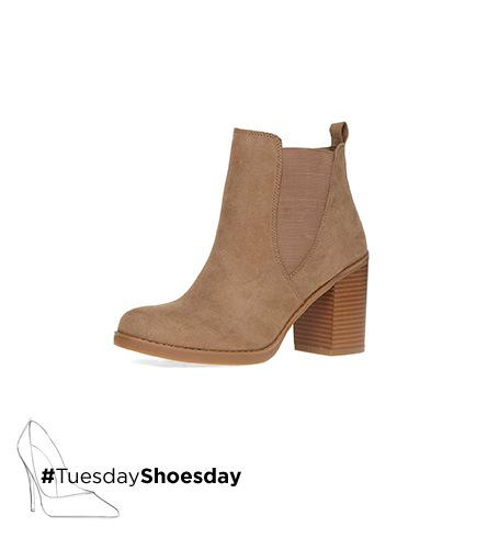 Dorothy Perkins (@Dorothy_Perkins): Retweet for your chance to #WIN these block heel boots > http://t.co/k6edTKUAaR #TuesdayShoesday http://t.co/T4zYcFHp4u