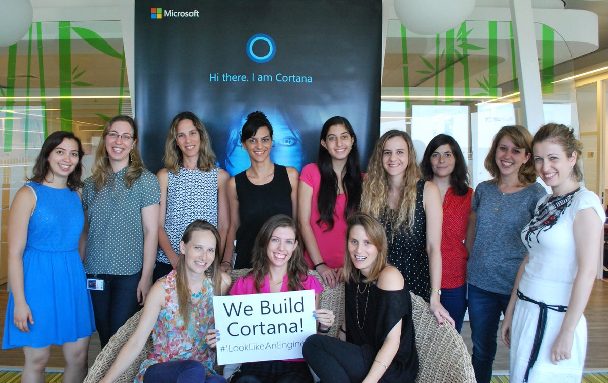 This is my team. We build Cortana. #ILookLikeAnEngineer http://t.co/CWTMrtPlAx