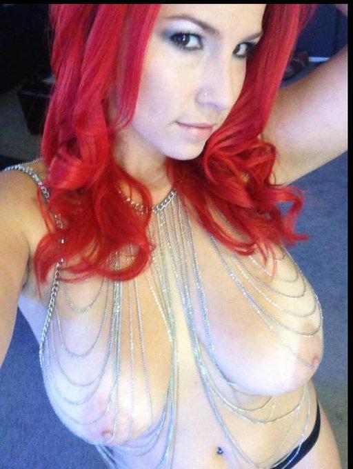 #TittyTuesday #TT #Redhead #AllNatural #WebBeauty #RT #20K http://t.co/wJEWbJ8X66
