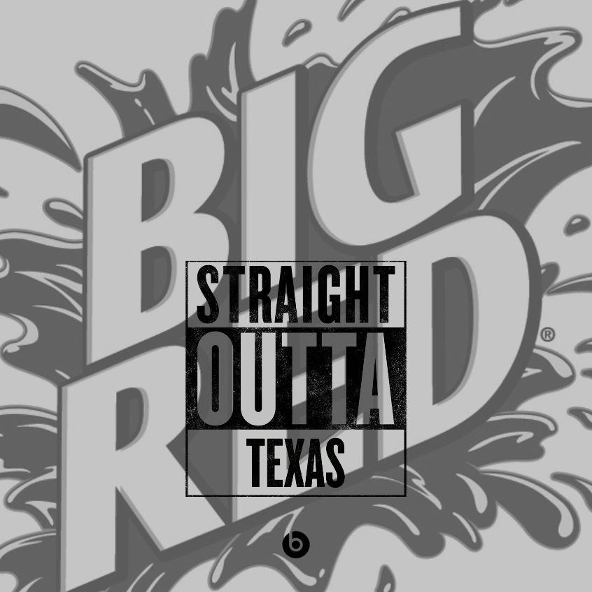 You know where we're from #StraightOutta #Texas http://t.co/kXd2fCIWAz