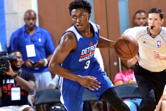 .@iAmSJ Is Poised to Become This #NBA Season's Surprise Rookie http://t.co/7oCoaTv3do http://t.co/UnpkZFQWby