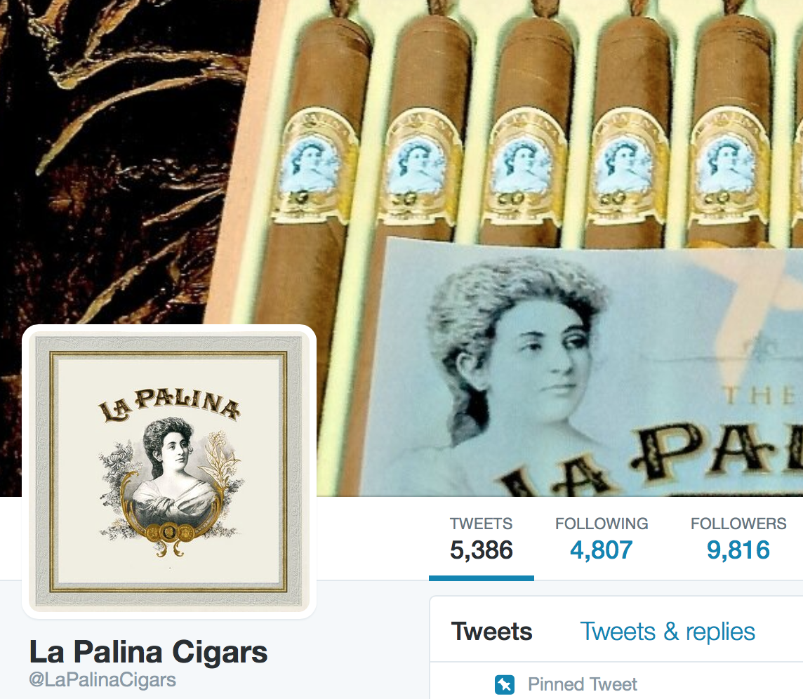 @LaPalinaCigars fans: We're SO close to 10K followers. #PleaseRT so friends can follow for #cigar news, swag & more! http://t.co/qICvC5knz1