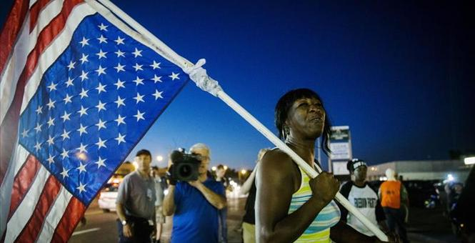 3 disturbing questions about Sunday's Ferguson protests NO ONE is asking