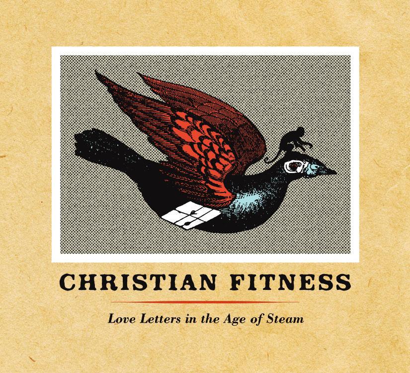 New Christian Fitness record! (Falco @shit_rock ) Artwork by us! https://t.co/ofBqDJgFSv http://t.co/UdDwYKidWk