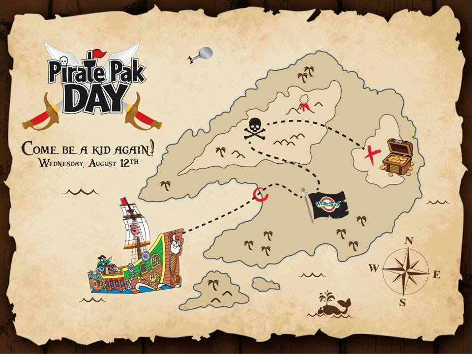 Today is the day! Everyone can be a kid again. Come enjoy #PiratePakDay & support a great cause! http://t.co/V48fvayfEn