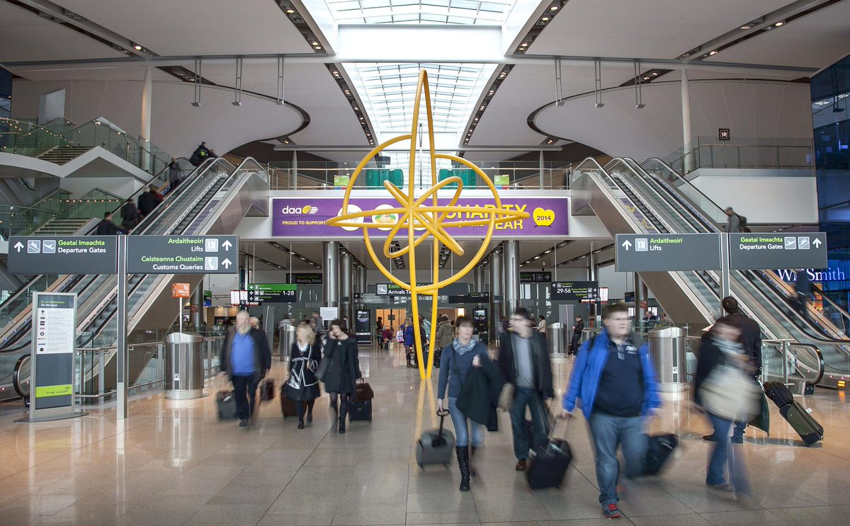 .@DublinAirport shortlisted for major global marketing award.