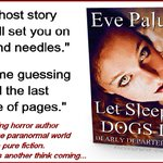 Author thinks #paranormal is only fiction  ✳LET SLEEPING DOGS LIE✳ @evepaludan https://t.co/0aqUlTlVd5 https://t.co/m5BLObXgUd