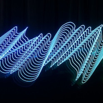 LOOK AT THIS! This photographer uses light to capture the motions of musicians! http://t.co/bI6m49ia7i #beautiful http://t.co/xv7PGzMlxC