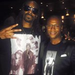 RT @tommycat: Blast hangin' w/ @SnoopDogg at @ComptonMovie premiere Mon night in LA.  #StraightOuttaCompton headed 2 awards this yr http://…
