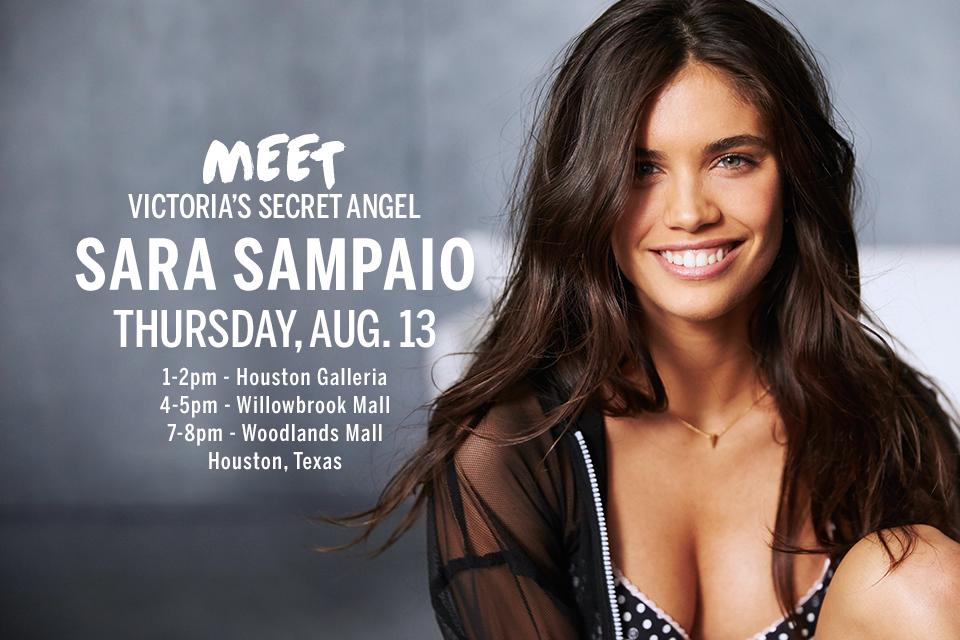 TOMORROW: @Sara_Sampaio's in Houston & taking over our Instagram! http://t.co/vfqLwT7sQI  #TheNewestAngels http://t.co/PQnAzwt5nO