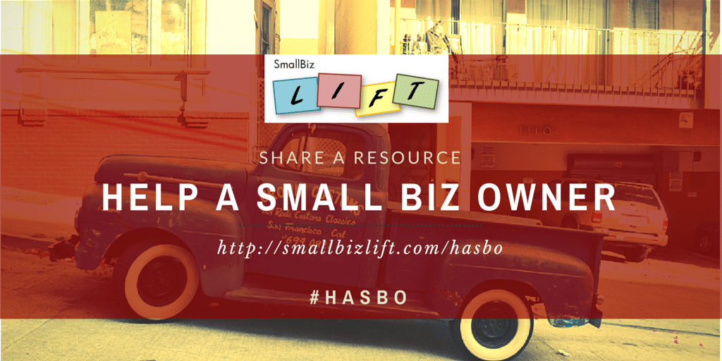 SHARE: Help a SmallBiz Owner Out - Submit a LIFT Resource http://t.co/kH2XhyBDL4 - #HASBO http://t.co/5iIJ4xNHZV