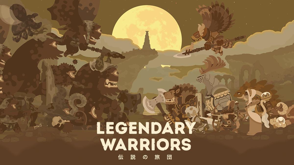 配信開始です。例によって下回りばかりの作業ですが('ω`) / Legendary Warriors - iOS RPG http://t.co/aJv97obteB http://t.co/ulhZjFdUp5