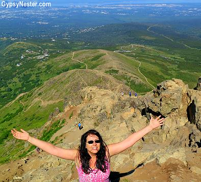 I climbed my 1st peak on my 52nd birthday-was my son trying to kill me?-> https://t.co/Z2Vi2vdrYq #travel #Alaska https://t.co/vB3dfOv1pc