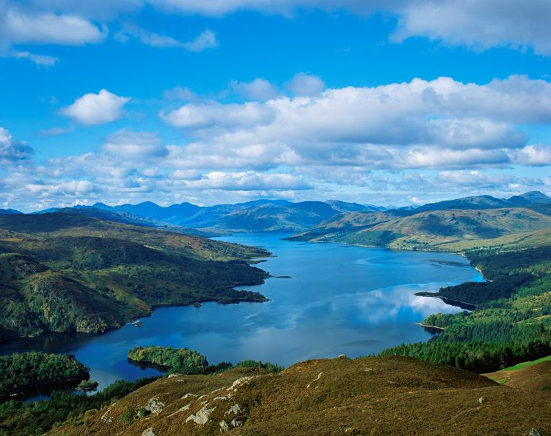 Some exciting news - The Great Trossachs Forest has just become a National Nature Reserve! http://t.co/secoPVTuxn http://t.co/G8sRsMfvY8