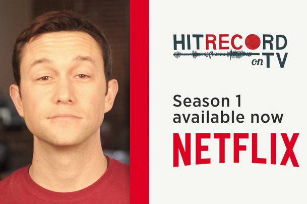 RT @hitRECord: The wait's over! #HITRECORDonTV is streaming NOW on @netflix in the US, UK, Canada, Ireland, New Zealand + Australia! http:/…