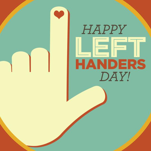 Happy #LeftHandersDay! RT if you're a lefty or love a lefty! http://t.co/WpWErXDyMt http://t.co/PMNl43HHeJ