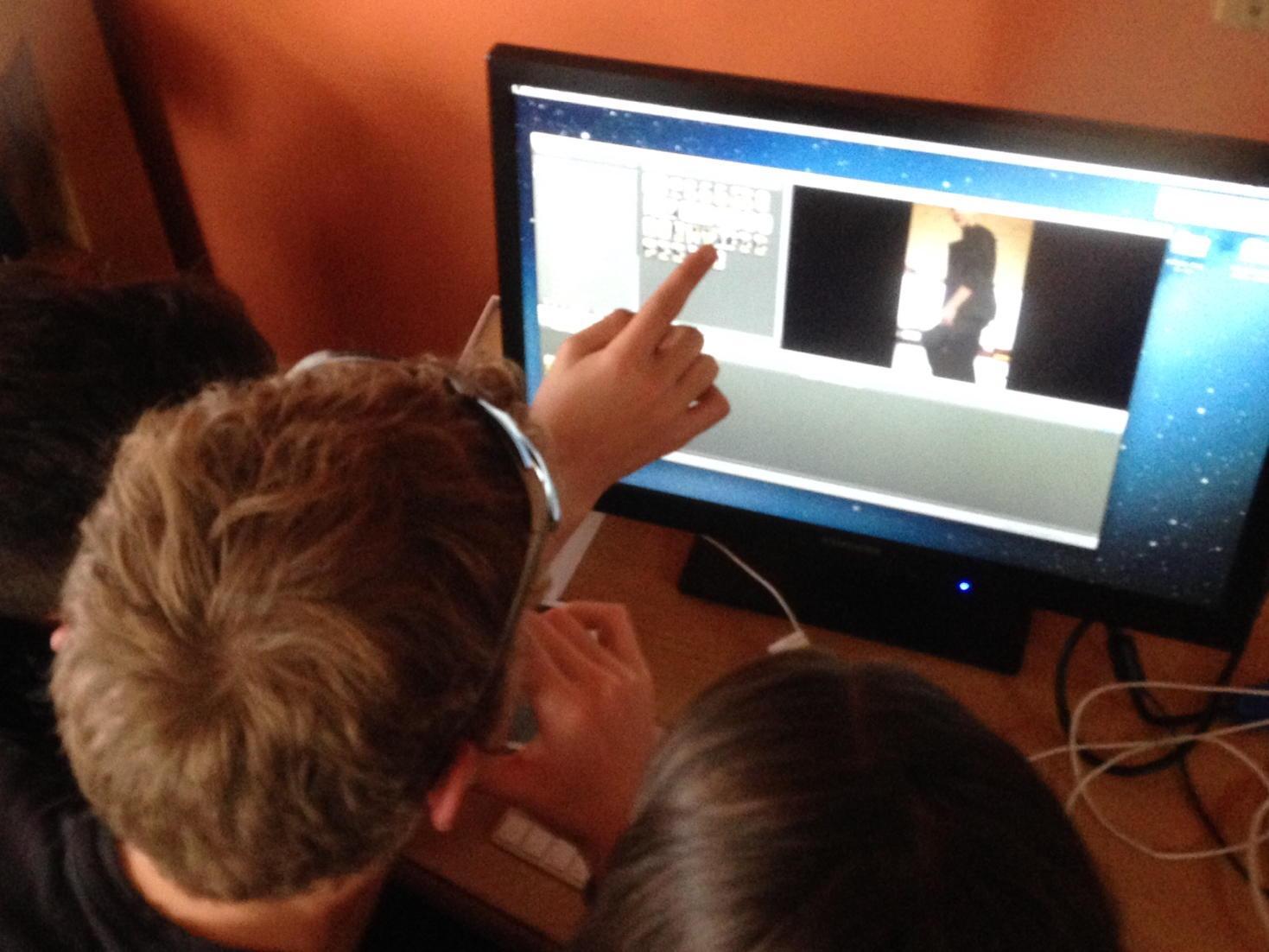 More Film Editing this eve #Connemara Maths Academy #SummerCamp @GalwayHour @MayoHour #Ireland http://t.co/dB6MTG8EII