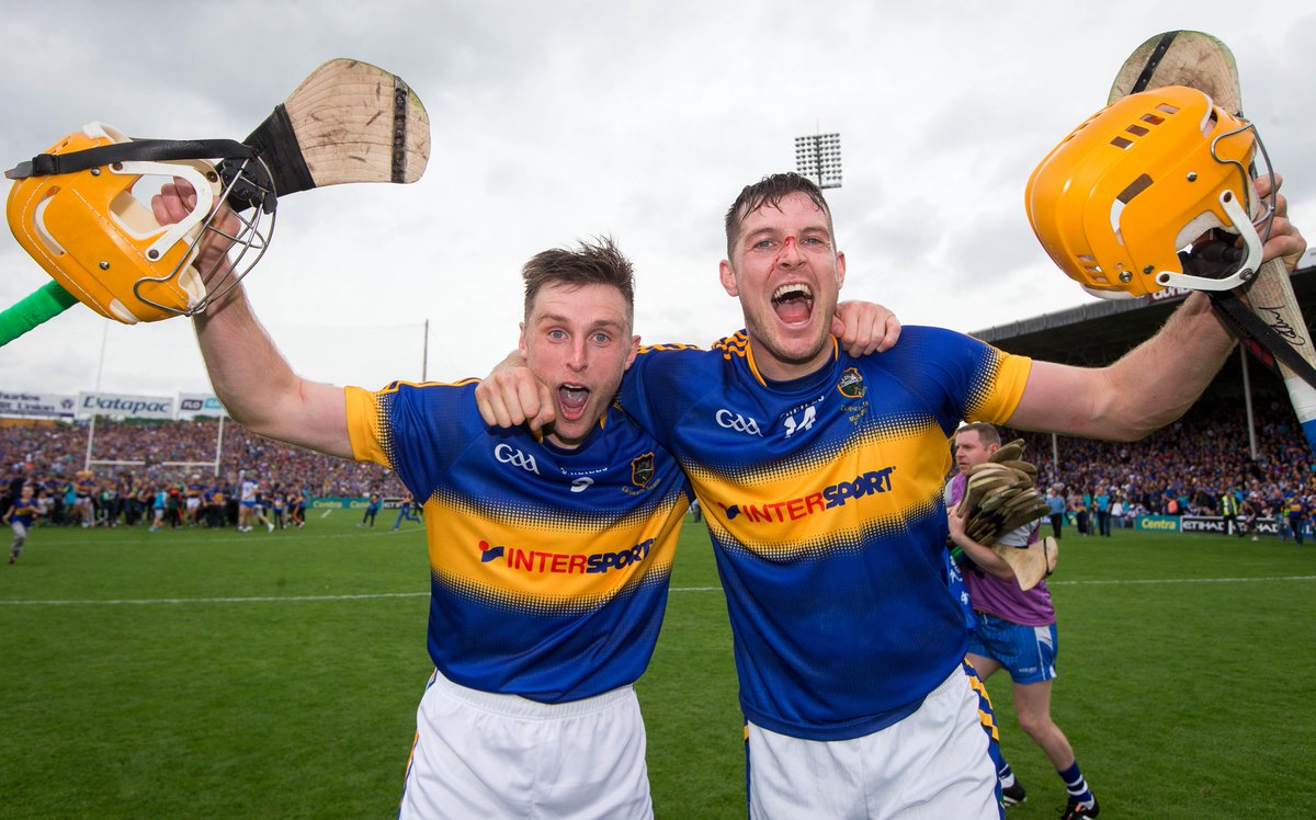 As proud sponsors of @TipperaryGAA we have two tickets for Sunday AND a signed jersey to give away! Just RT to win! http://t.co/bLIVKD7Ov9