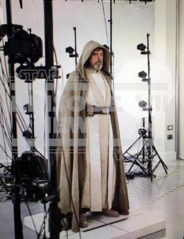 Luke Skkywalker Jedi Master. #StarWars #Force vía @io9 http://t.co/uKQkfTH8TM