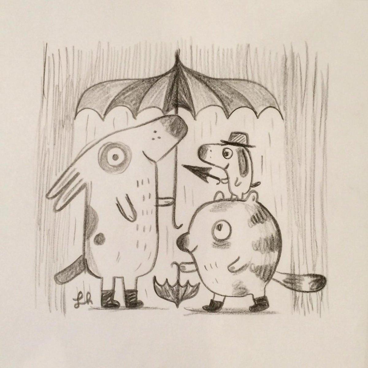 I actually quite like the rain... #VeryBritishProblems #skerchbook http://t.co/VvJp0EDIhO