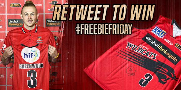 RETWEET THIS and you could win the SIGNED #3 HUGH GREENWOOD JERSEY from his first day at the club!  #FreebieFriday http://t.co/gMOanXv61D