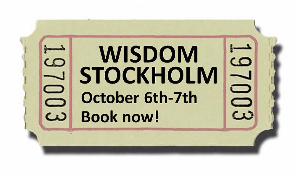 """@wisdomstockholm: Invite your Facebook friends to join & like https://t.co/9dFdjJ8ZwI Book Your Tickets now. http://t.co/W69TXY2NEo"""