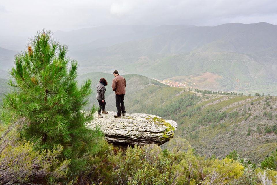 Sierra de Gata te sigue esperando, en este paraíso sigue ganando el VERDE http://t.co/wHlzhV7e7S