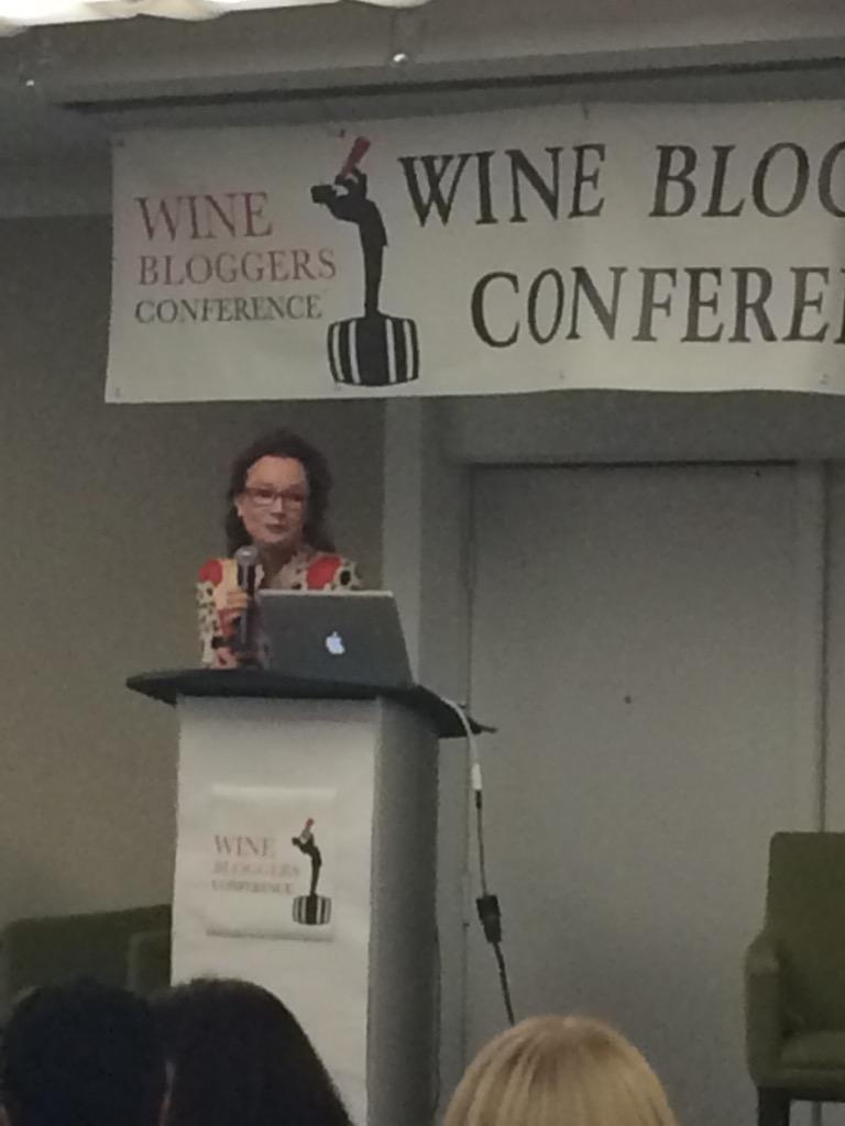 #WBC15 Karen MacNeil: Breaking In, Breaking Out. Arrived in NY with $6 and received 324 rejection slips http://t.co/ot9ijbWqKq