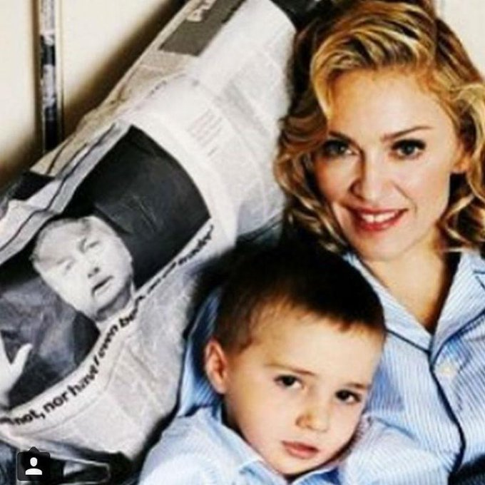 Madonna and Guy Ritchie reunite for their son Rocco\s 15th - YES 15 - birthday