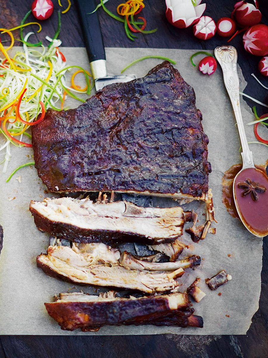 #Recipeoftheday is a real weekend treat.. fall-off-the-bone sticky Chinese ribs. Get stuck in! http://t.co/1eTQqQkQah http://t.co/61VyCq6duH