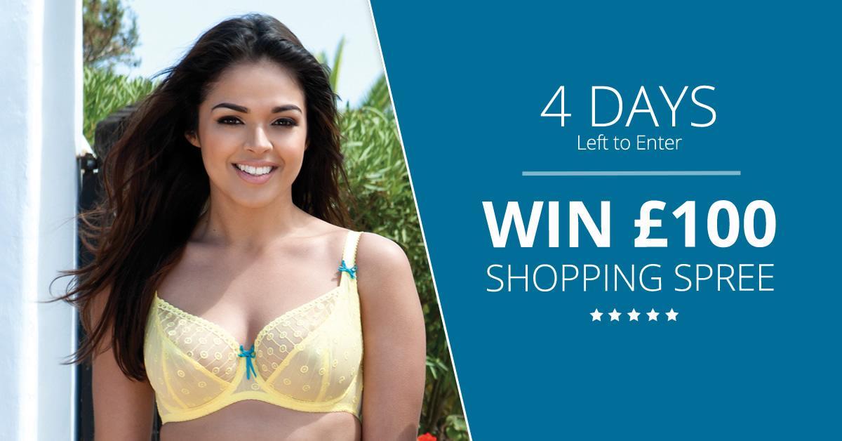 Fancy winning £100 #lingerie vouchers? Enter: http://t.co/zOzYp1ErX9  #giveaway #sweepstake #freebiefriday http://t.co/vMgr4rrlvk