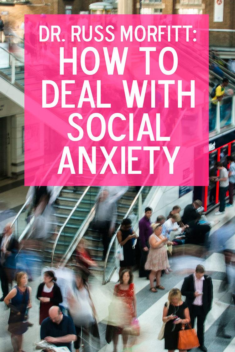 How to Deal with Social Anxiety, ft Psychologist Dr. Russell Morfitt of @LearnToLiveCBT http://t.co/S9jrb3aXMH http://t.co/z0UX8cXHhB